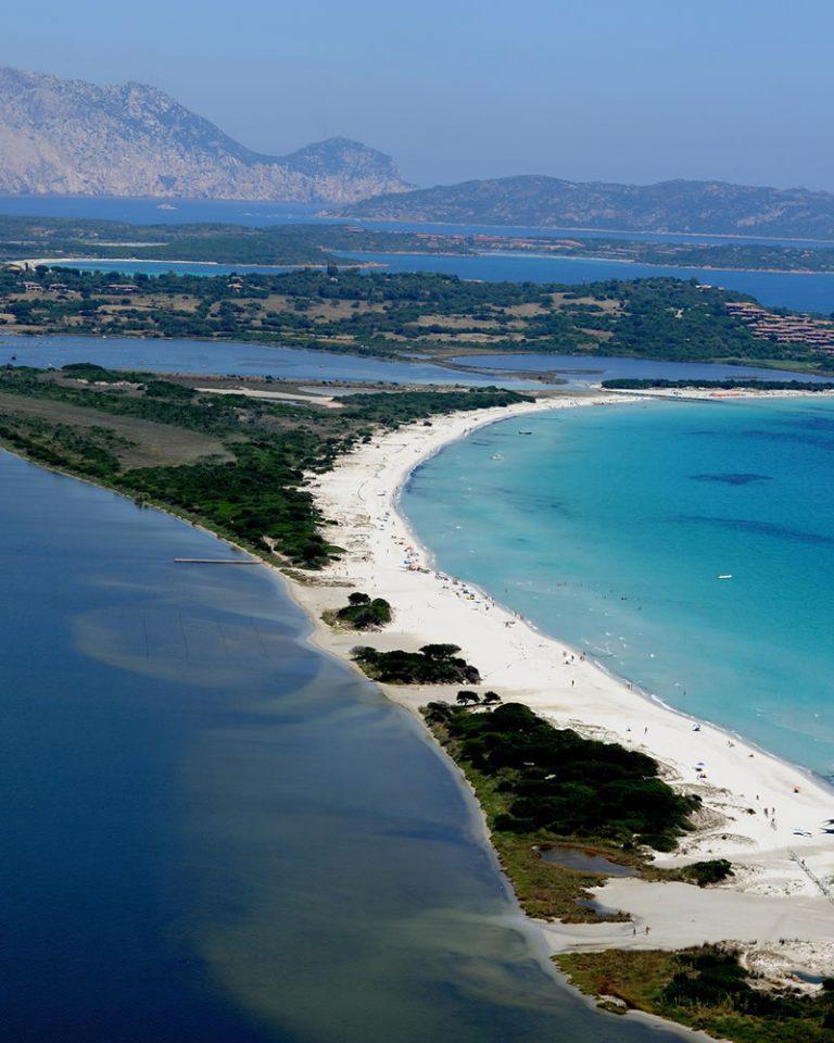 Las playas Locanda del Conte Mameli